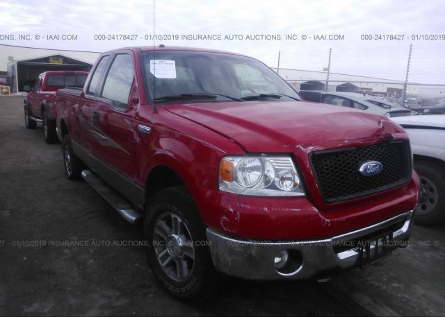 Inventory #566718542 2006 FORD F150