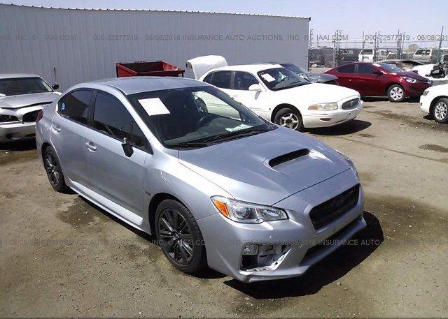 Inventory #178510824 2017 Subaru WRX