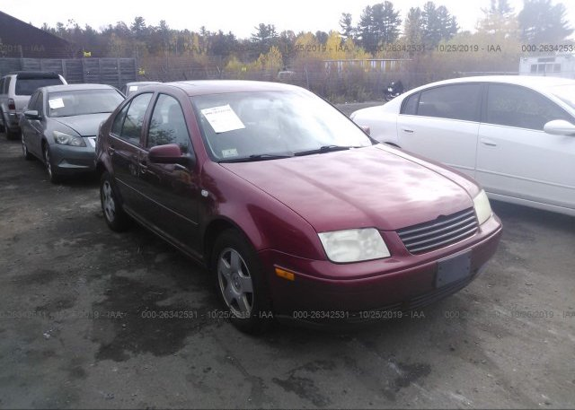 Inventory #763476060 2000 Volkswagen JETTA
