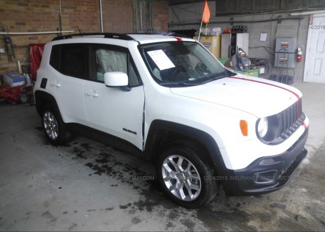 Inventory #899199180 2017 JEEP RENEGADE