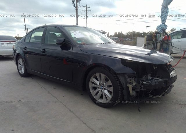 Inventory #720295299 2009 BMW 535