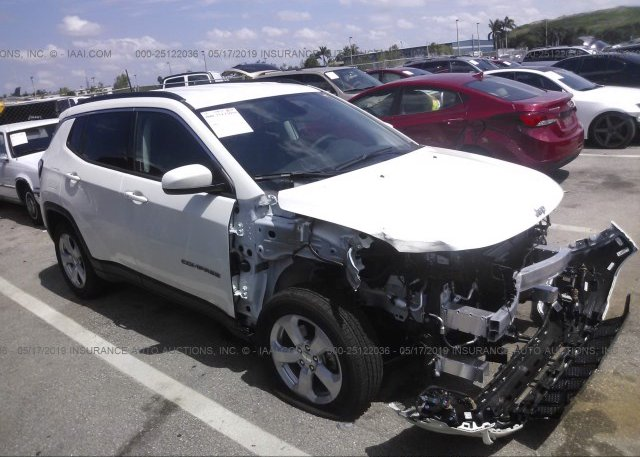 Inventory #239981292 2018 JEEP COMPASS