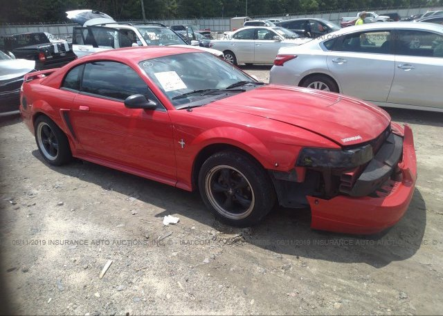 Inventory #741435448 2003 FORD MUSTANG