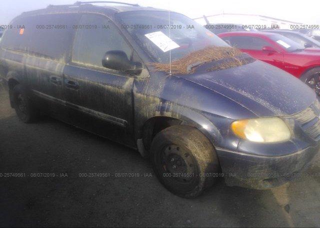Inventory #941087367 2005 Dodge GRAND CARAVAN