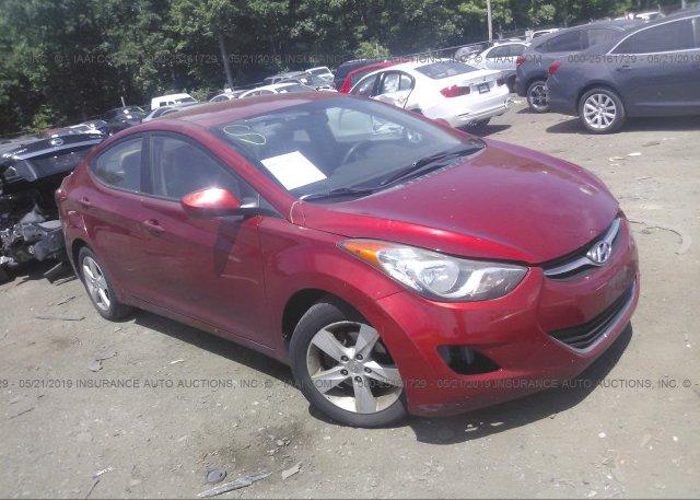 Inventory #967184585 2011 Hyundai ELANTRA