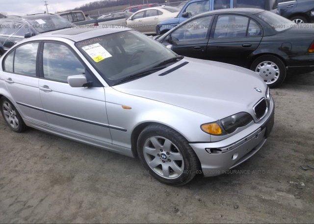 Inventory #258439200 2003 BMW 325