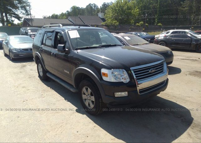 Inventory #967360608 2007 FORD EXPLORER