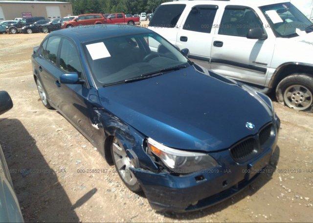 Inventory #956725338 2007 BMW 530
