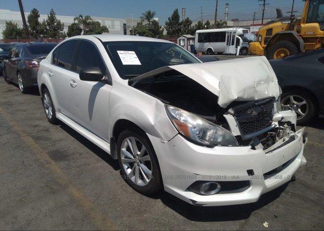 Inventory #215927597 2014 Subaru LEGACY