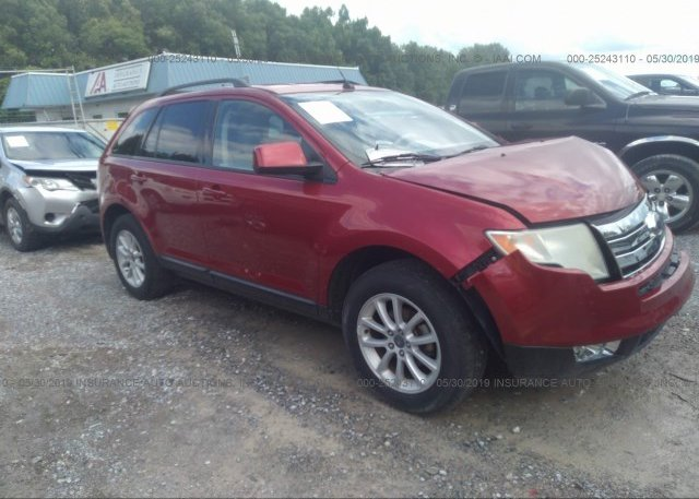 Inventory #595021919 2007 FORD EDGE