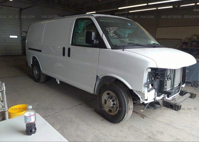 Inventory #397709222 2018 Chevrolet EXPRESS G2500