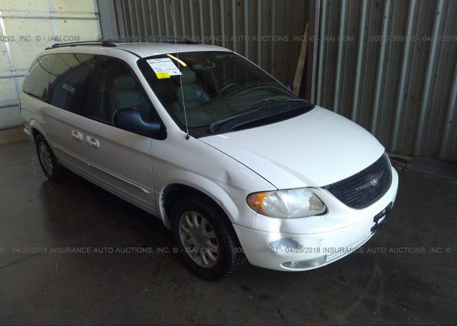 Inventory #498593949 2003 Chrysler TOWN & COUNTRY