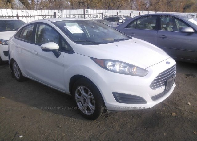 Inventory #204741531 2016 FORD FIESTA