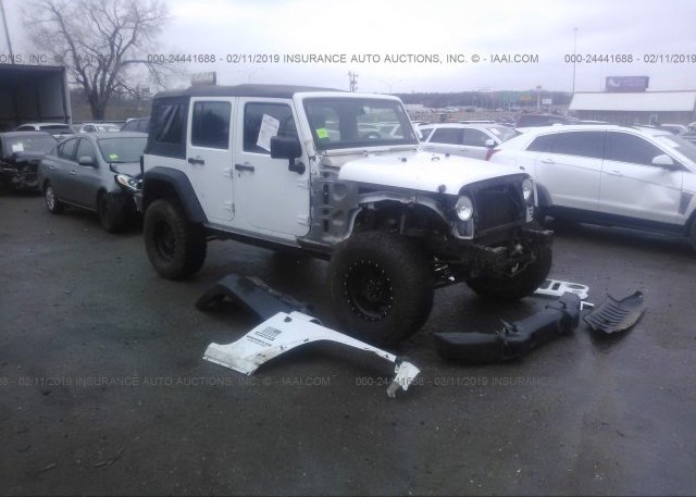 Inventory #584221827 2015 JEEP WRANGLER UNLIMITE