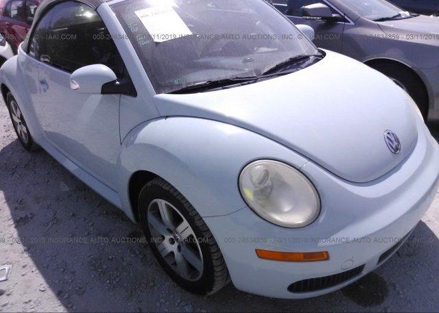 Inventory #279389865 2006 Volkswagen NEW BEETLE