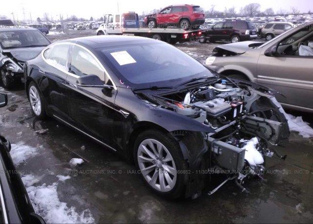 Inventory #261013930 2017 Tesla MODEL S