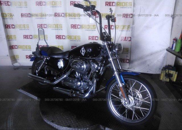 Inventory #983687261 2008 Harley-davidson XL1200