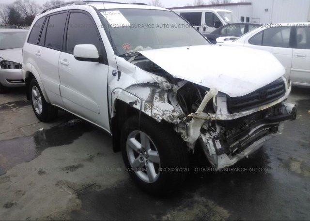 Inventory #647429290 2002 Toyota RAV4