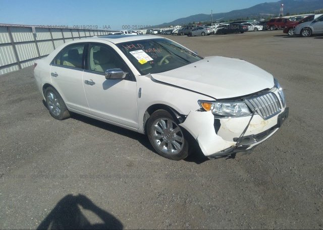 Inventory #771608249 2012 Lincoln MKZ