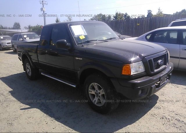 Inventory #781203464 2004 FORD RANGER