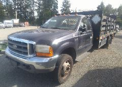 1999 FORD F550 - 1FDAF56FXXEE26895 Right View
