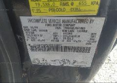 1999 FORD F550 - 1FDAF56FXXEE26895 engine view