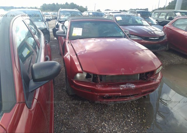 Inventory #360359840 2008 FORD MUSTANG