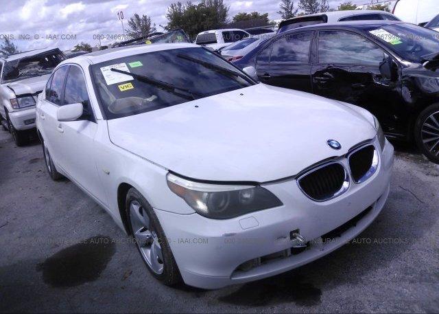 Inventory #950016515 2004 BMW 530