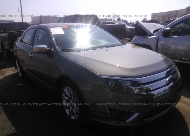 Inventory #117912295 2011 FORD FUSION