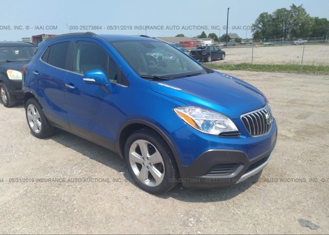 Inventory #506517747 2016 Buick ENCORE