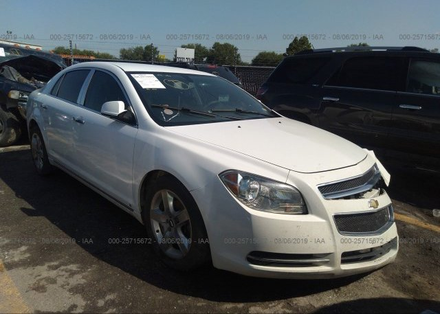 Inventory #169527411 2009 Chevrolet MALIBU