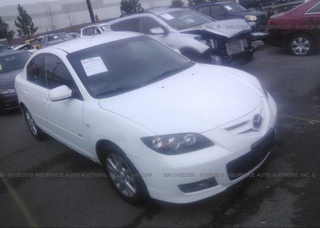 Inventory #938525038 2008 Mazda 3