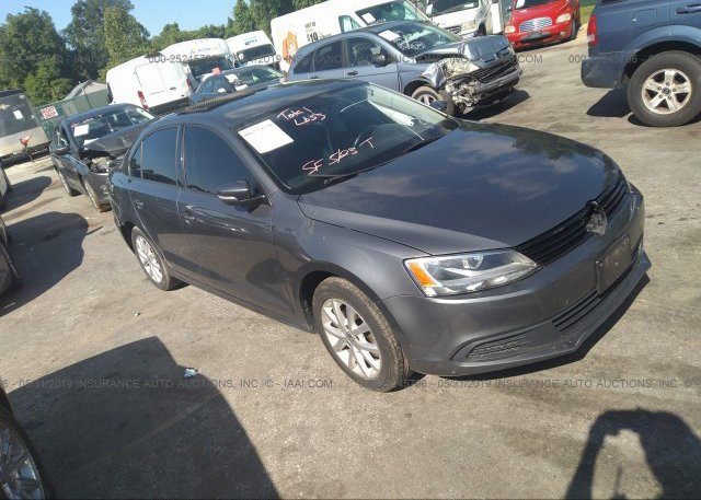 Inventory #791975036 2012 Volkswagen JETTA