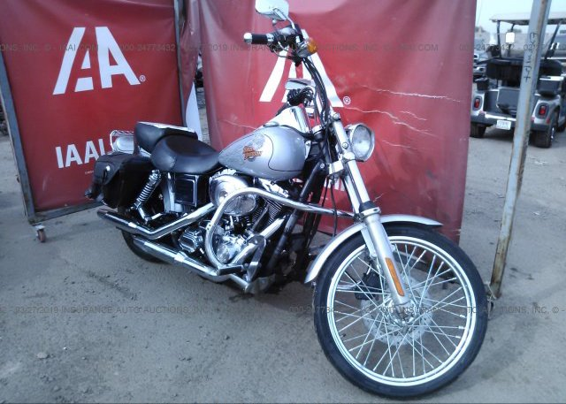 Inventory #326764034 2001 Harley-davidson FXDWG