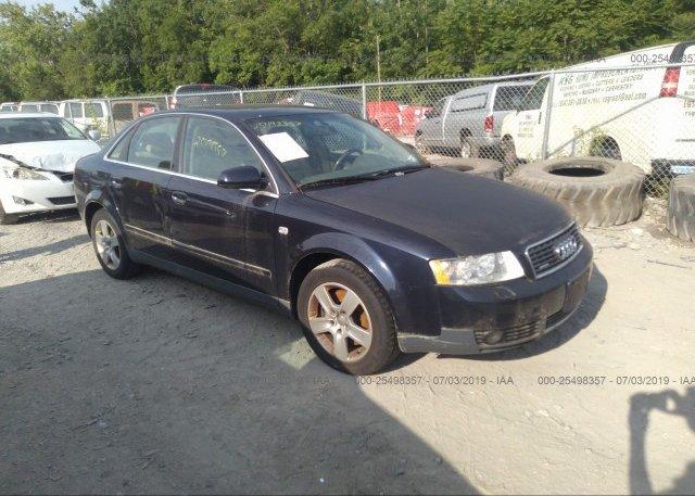 Inventory #357375290 2003 AUDI A4