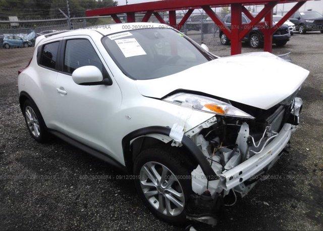 Inventory #391989097 2014 Nissan JUKE