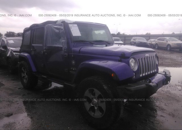 Inventory #531858077 2017 JEEP WRANGLER UNLIMITE