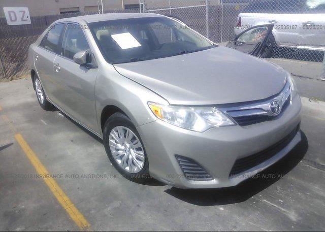 Inventory #378801302 2014 Toyota CAMRY