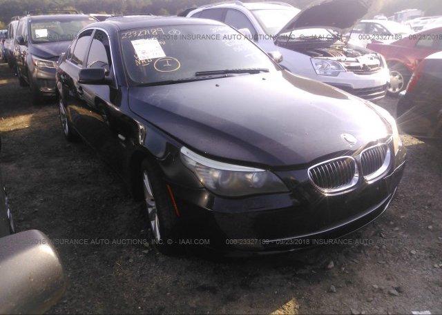Inventory #363215077 2009 BMW 535