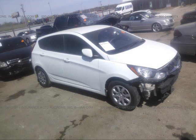 Inventory #580835686 2014 Hyundai ACCENT