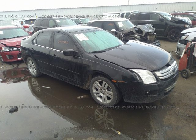 Inventory #486404320 2009 FORD FUSION