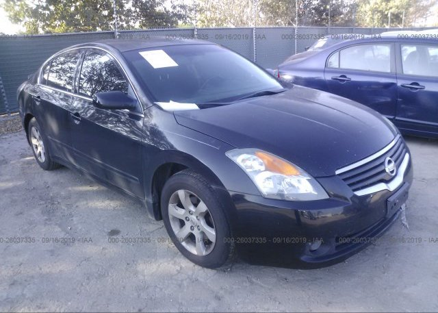 Inventory #789709913 2009 Nissan ALTIMA