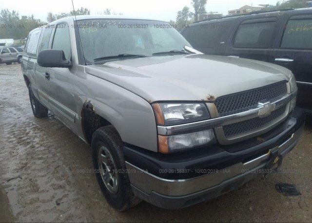 Inventory #276331430 2003 Chevrolet SILVERADO