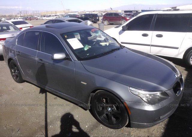 Inventory #521348846 2008 BMW 535
