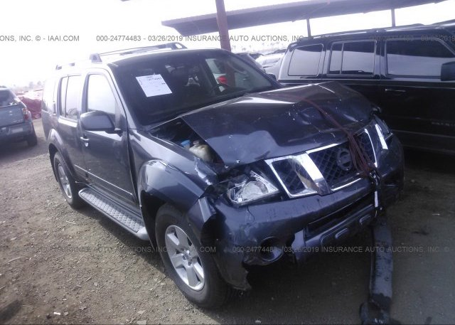 Inventory #911514085 2011 Nissan PATHFINDER
