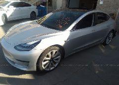 2018 Tesla MODEL 3 - 5YJ3E1EA3JF048360 Right View