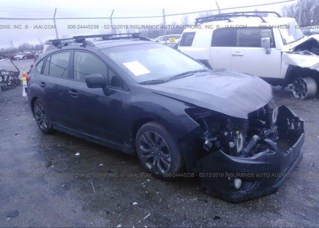 Inventory #522312294 2014 Subaru IMPREZA