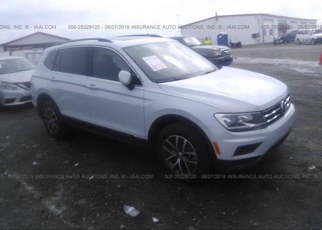 Inventory #818429208 2018 Volkswagen TIGUAN