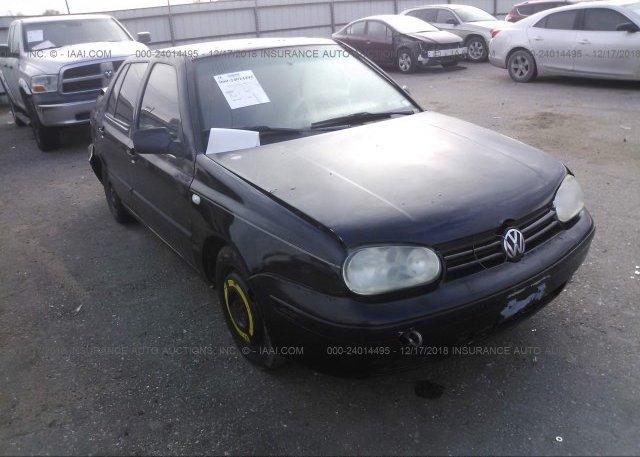 Inventory #121255492 1998 Volkswagen JETTA