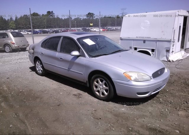 Inventory #548129330 2006 FORD TAURUS